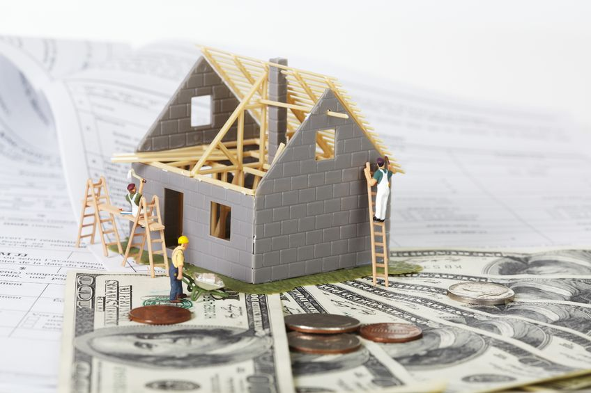 Tips for financing a home remodel city renovations for Building loan for house